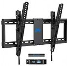 Mounting Aspiration Television set Wall Mount with Publish Set up Leveling for Most 37-70″ Flat-Panel TVs, Tilting Television set Mount up to 132lbs, VESA 600x400mm, Lower Profile Television set Wall Mount Bracket Suits 16″- 24″ Wooden Studs