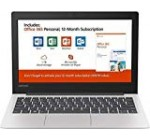 New Lenovo 130S 11.6″ Hd Notebook, Intel Celeron (two core) N4000 1.1GHz up to two.6GHz, 4GB Memory, 64GB SSD, Webcam, Bluetooth, HDMI, USB 3.one, Windows ten, Workplace 365 Personalized 1-Year Integrated