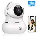 WiFi House Safety Digicam – Littlelf Intelligent 1080P Indoor Wireless Pet Camera for Little one Keep track of with Motion Monitoring, two-Way Audio, Night time Eyesight, Cloud Service