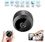 32GB Mini High definition 1080P Wireless Concealed Digital camera,Residence WiFi Distant Security Cameras,Intelligent Movement Detection,Instantaneous Drive Notifications, Distant Playback,Magnetic Feature,Night Vision Spy Digital camera,by HZTCAM