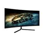 VIOTEK GNV34DB 34-Inch Ultrawide Gaming Check, Curved 1500R UWQHD VA Panel | 100Hz 1440p Keep track of Resolution | FreeSync FPS/RTS | 3 HDMI Ports DP 3.5mm Aux (VESA)
